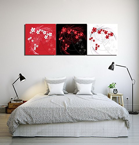 LB Flor Abstracta Moderna