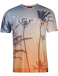 Hot Tuna - T-shirt - Homme multicolore blanc/multicolore