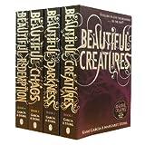 Beautiful Creatures Collection Kami Garcia Margaret Stohl 4 Books Set (Beauti...