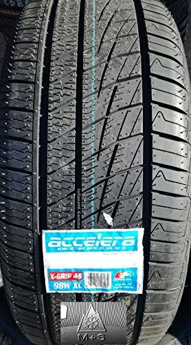 Ep Tyres Accelera X Grip 4S - X18 ET X235 Pneumatici per tutte le stagioni (Autovetture)