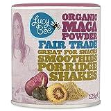 Lucy Bee Fair Trade Organic  Maca Powder 125 g