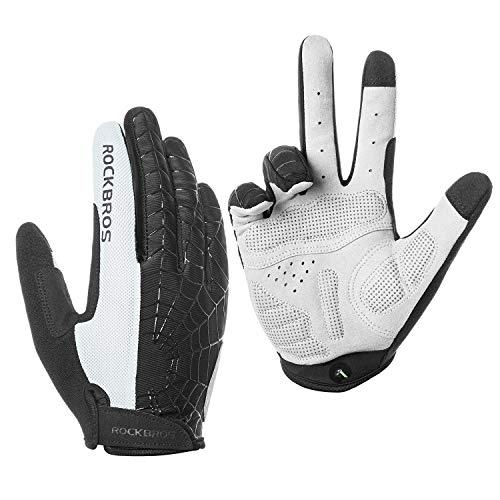 SiFar Unisex-Fitnesshandschuhe, ultra-weicher Komfort-atmungsaktive Windjacke für Auto-Motorrad, Fahrrad, Motocross, Kampf, Camping, Wandern oder anderer Ganztagesschutz (M)