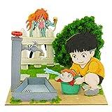 Studio Ghibli mini Ponyo Sosuke and Ponyo and Fujimoto MP07-38 non-scale paper craft
