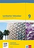Lambacher Schweizer Mathematik 9 - G9. Ausgabe Hessen: Arbeitsheft plus Lösungsheft und Lernsoftware Klasse 9 (Lambacher Schweizer. Ausgabe für Hessen ab 2013)