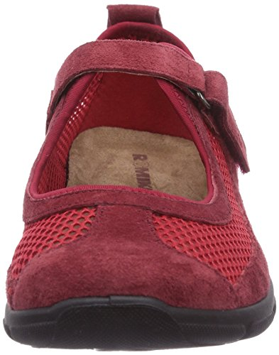 Romika Traveler 02, Low-Top Sneaker donna Rosso (Rot (rot 400))