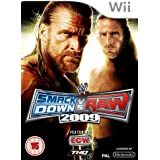WWE Smackdown vs. Raw 2009 (Wii) by THQ