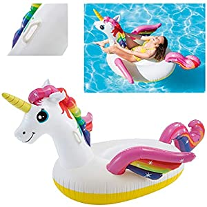 Intex 57561NP - Unicornio hinchable