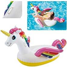 Intex - Inflateable Unicorn - 198x140x97 cm