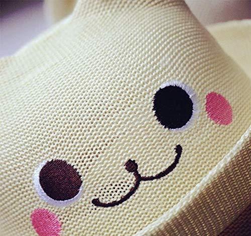 Sehr weich und angenehm zu tragen Home Baby Strohhut Frühling und Sommer Kinderbecken Mütze Hut Jungen und Mädchen Sonnenhut (Größe: 50 cm) - Baby Hut Größen