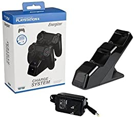 PDP PS4 Energizer 2X Charging Station