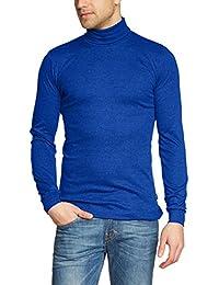 Trigema - T-shirt à manches longues Homme