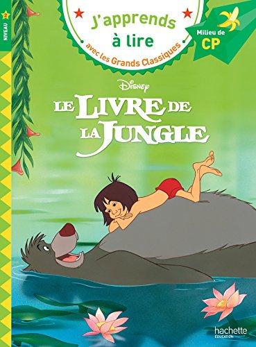 Le livre de la jungle : Milieu de CP