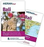 Bali: MERIAN live! - Mit Kartenatlas im Buch und Extra-Karte zum Herausnehmen