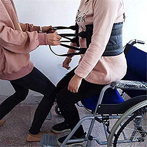 510atzTPXwL - Cinturón De Transferencia De Eslinga De Elevación Del Paciente,Dispositivo De Arnés De Cinturón De Marcha De Asistencia De Movimiento Suave,Cinturón Médico Para Silla De Ruedas