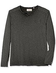 Kaporal - T-shirt - Uni - Manches longues - Homme