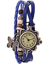 ROKCY Blue Analog Fancy Analog Women Watch