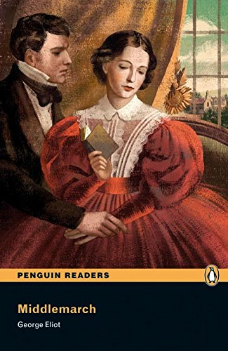 Penguin Readers 5: Middlemarch Reader Book and MP3 Pack (Pearson English Graded Readers) - 9781447938095