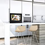 WEMOOVE WM-BFTV220SK 54 cm (21.5 Zoll) Kücheneinbau-TV (Full-HD, Triple Tuner)