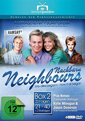 Bild von Nachbarn/Neighbours - Box 2: Wie alles begann (Fernsehjuwelen) [4 DVDs]