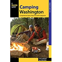 Camping Washington: A Comprehensive Guide to Public Tent and RV Campgrounds