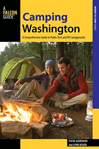 Camping Washington: A Comprehensive Guide to Public Tent and RV Campgrounds (State Camping Series) Descargar PDF Gratis
