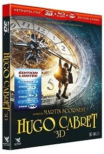 Hugo Cabret [Combo Blu-ray 3D + Blu-ray + DVD]