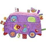 Vital Innovations LL-HO1354 Label Holiday - Paño para bebé, diseño de autobús