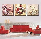 Telecharger Livres La peinture classique chinoise Estampes toile pret a accrocher la maison moderne decoration murale Art ensemble de 3 06 151 (PDF,EPUB,MOBI) gratuits en Francaise