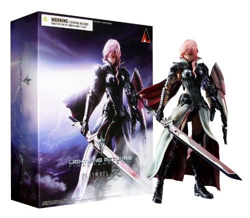 Figura Final Fantasy XIII - Lightning