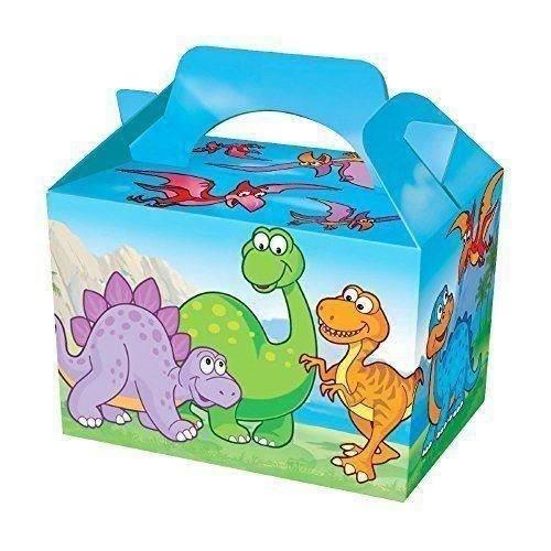rier Dino Kid Kinder Einfache Activity Box Beute Mahlzeit Lunch für Mitgebsel Mottoparty (Halloween-beute-tasche)