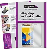 Cubot Manito Schutzfolie - 2x dipos Displayschutzfolie Folie klar