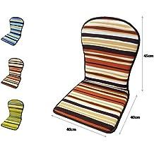 Amazon.es: cojines sillas terraza - 3 estrellas y más