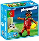Playmobil 4720 - Giocatore di calcio del Portogallo