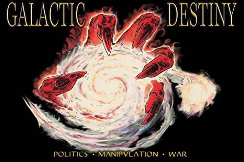 Galactic Destiny: The Board Game of Galactic Infestation