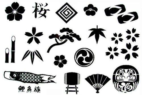 Les hommes et les femmes de la mode faux tatouage étanche Carp faux tatouages