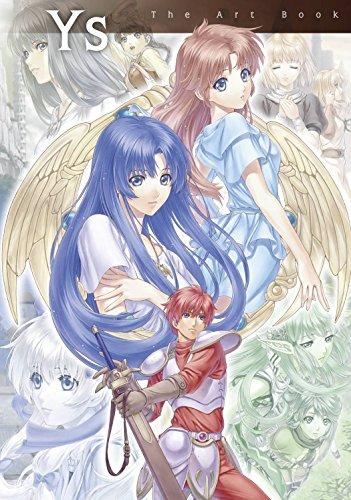 Ys: The Art Book por Nihon Falcom