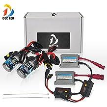 DEC LED H7 5000K 12V / 35W Xenon HID L¨¢mparas Kit de conversi¨®n de faros para el coche de reemplazo de veh¨ªculos Bulbo - 1 par