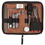 Fender Custom Shop Acoustic Tool Kit by CruzTools Kit d