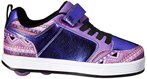 Heelys Thunder 770482, Chaussures Mixte Enfant Violet