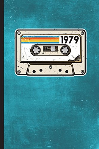 "1979: 6"" x 9"" 