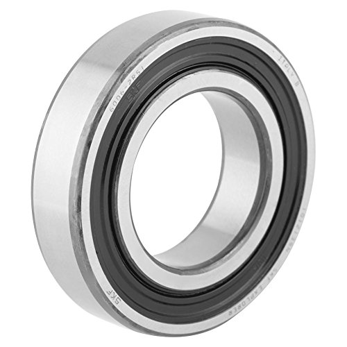 1 stücke 6006-2RS1 Kugellager Gummi Sealed Bearing Kugellager Stahl 30mm * 55mm * 13mm