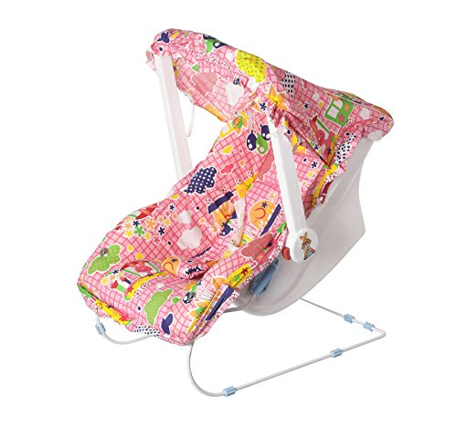 NHR Baby Carry Cot Pink
