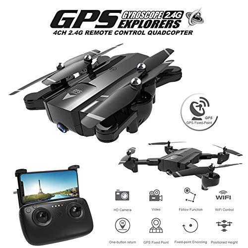 RENYAYA SG900-S GPS Quadcopter Mit 720P HD Kamera Rc Hubschrauber Auto Return WiFi FPV Drohne Follow Me Modus Dron 670 Gps