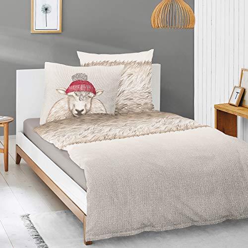 Schafe - toll für Bettwäsche - auf bettwaesche123.de