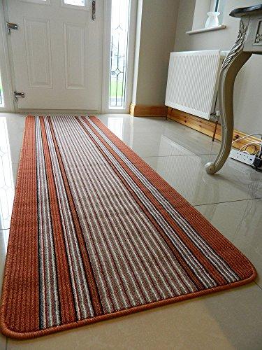 new-non-slip-machine-washable-kitchen-utility-mat-modern-stripe-long-hall-runner-rug-rust-clay-80-x-