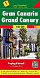 Gran Canaria, Autokarte 1:50.000, Freytag-Berndt Autokarten: Toeristische wegenkaart 1:50 000 (freytag & berndt Auto + Freizeitkarten)