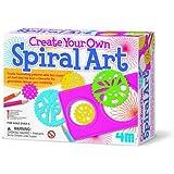 4M - 5604568 - Hobby Creativo - Artesanía - Crear su propia obra de arte - Espiral
