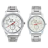 Cavalli Analogue White Dial Men'S And Wo...