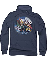 Garfield - - Moonlight Hoodie Tour pour hommes