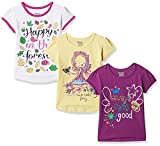 #2: Donuts Baby Girls' T-Shirt (Pack of 3) (272516668_Assorted_18M)